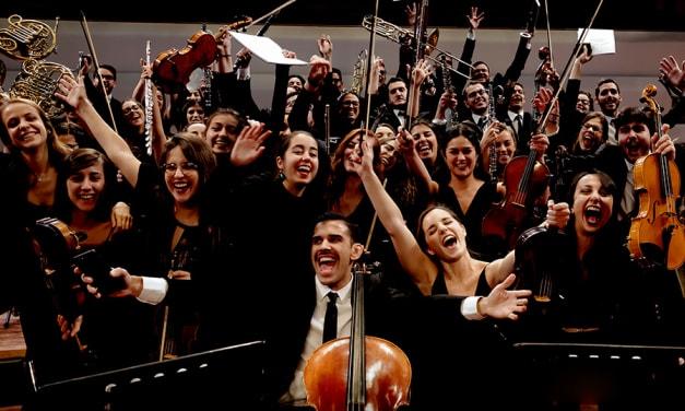 Convocatoria de selección de músicos para la Joven Orquesta de Canarias