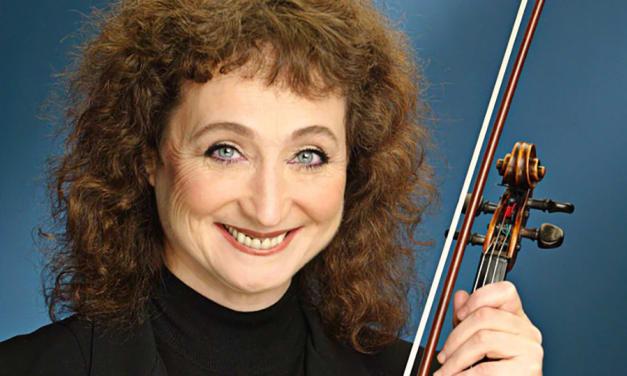 Clases magistrales de violín con Lara Lev en la Escuela de Música Prolat