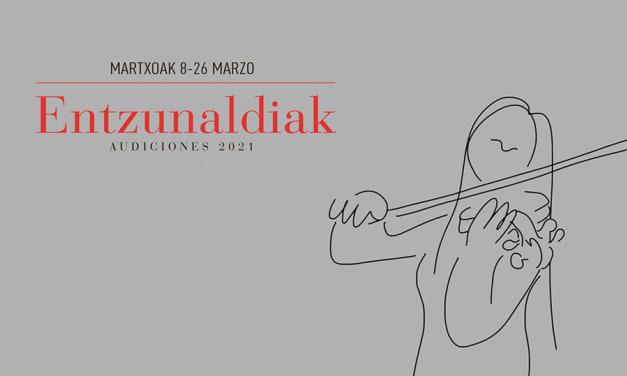 Audiciones a la Joven Orquesta de Euskal Herria