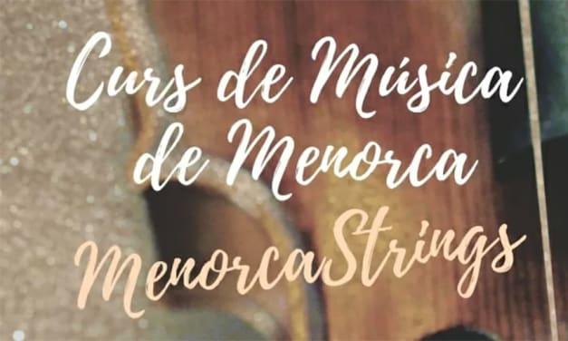 Curso de Música @MenorcaStrings