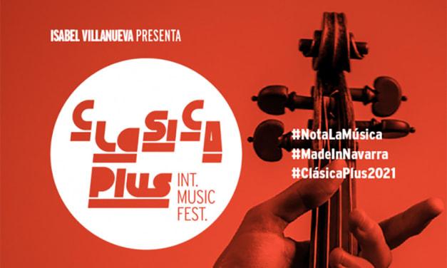 Masterclasses en el Festival Internacional ClásicaPlus de Navarra