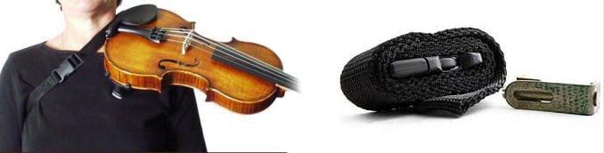 arnés para violín