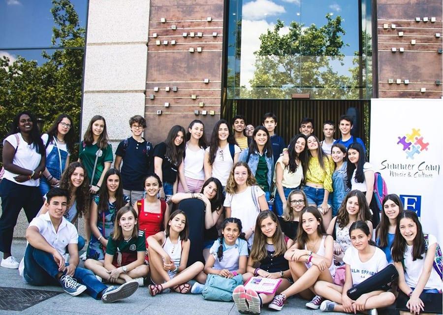 La Escuela Superior de Música Reina Sofía organiza su tercera edición del Summer Camp Música y Cultura, para jóvenes de 12 a 17 años