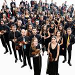 Pruebas de admisión para la JONDE de viola y otros instrumentos