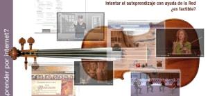Aprender a tocar el violín por internet