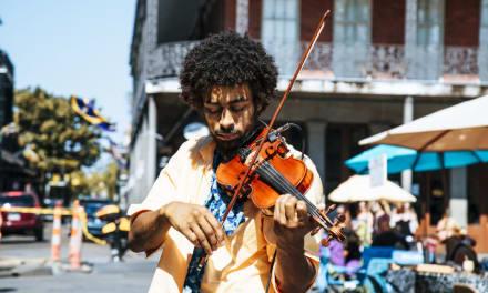 Cómo practicar la improvisación con violín: caso práctico