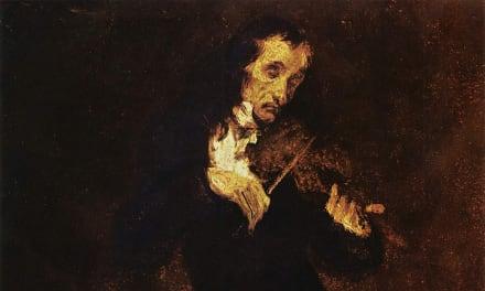 Paganini o el Rey Peste