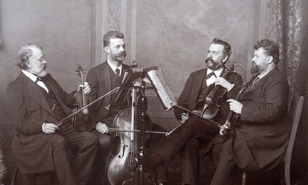 Historia del cuarteto en siete conciertos