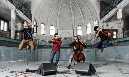 The Shoemaker   Vision String Quartet