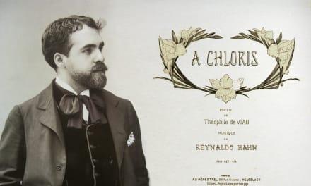 A Chloris | Reynaldo Hahn | Maria & Nathalia Milstein
