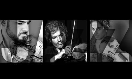 Fiesta de violín jazz en Madrid