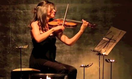 Masterclass de violín barroco y moderno, con Lina Tur Bonet, en Valencia.