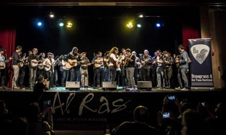 Ya está aquí el 16 Al Ras Bluegrass & Old Time Festival