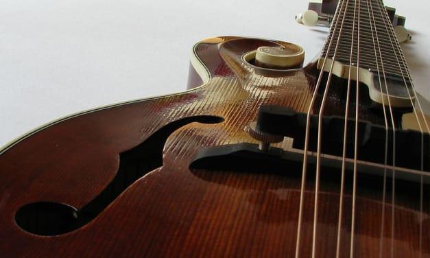 Por qué los violinistas deberían tocar la mandolina