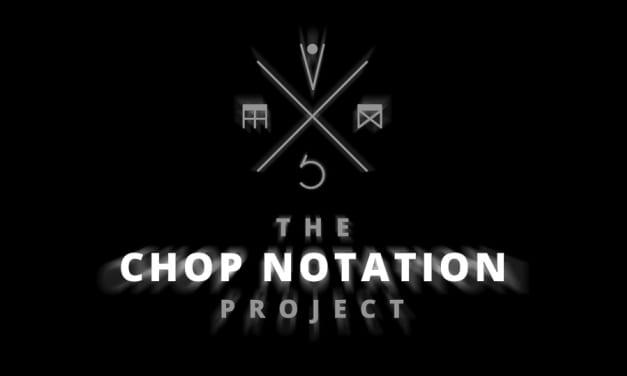 """""""The Chop Notation Project"""", el mapa definitivo de la técnica """"chop"""""""