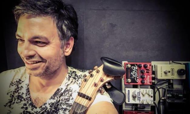 Masterclass sobre violín eléctrico, por Oriol Saña