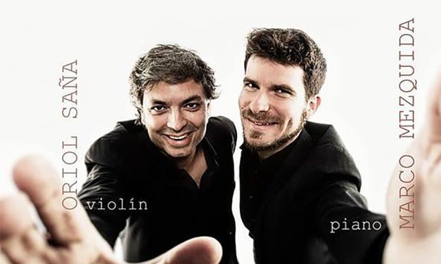 Oriol Saña y Mario Mezquida llevan su alquimia sonora a Alcalá de Henares.
