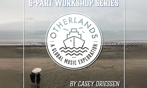 Casey Driesen inicia una serie de talleres on-line