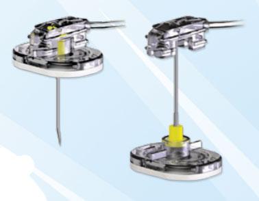 C.R. Bard #LH-0033 - SafeStep Huber Needle Set without Y ...