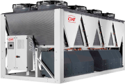 Air Cooled Chillers / Heat Pumps Image