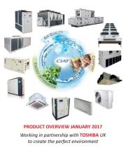 Ciat Ozonair Product Brochure