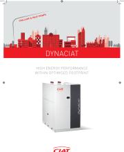 DynaCIAT Product Brochure