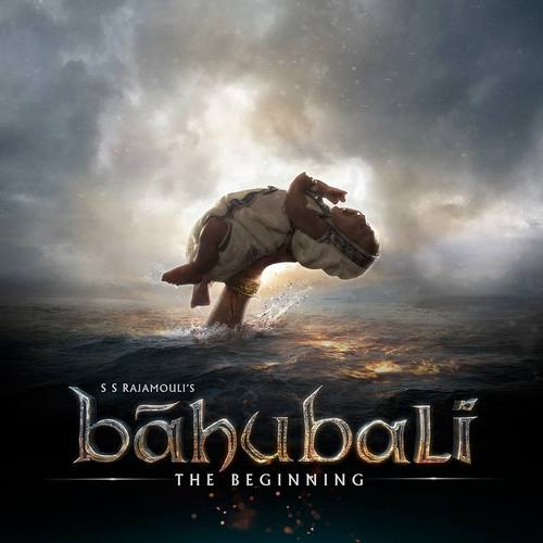 Baahubali - The Beginning poster
