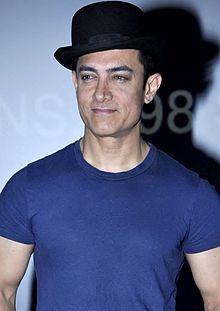 Aamir Khan poster