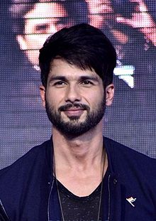 Shahid Kapoor poster