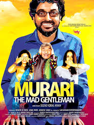 Murari: The Mad Gentleman poster