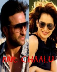 Mr Chaalu poster