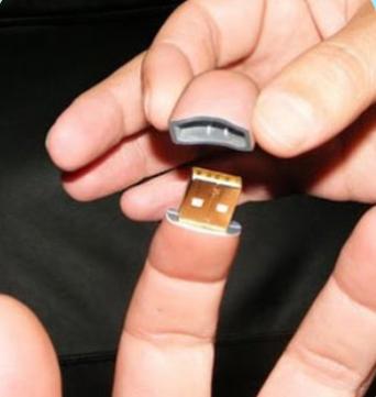 USB 'finger'