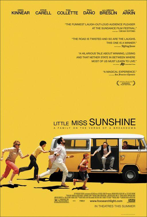 'Little Miss Sunshine' poster image