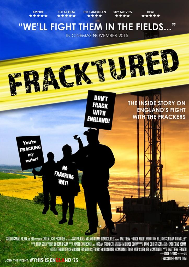 Fracktured finished poster image