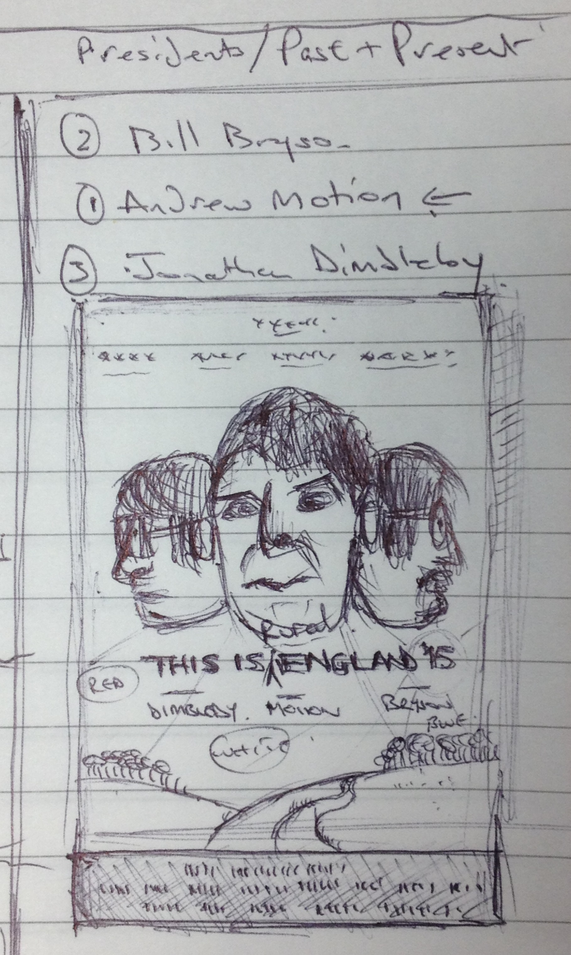 This is (Rural) England sketch 2