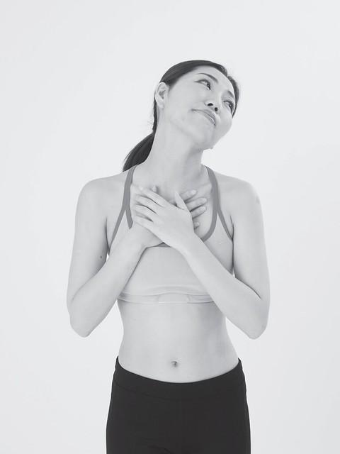 頸因性頭痛伸展胸鎖乳突肌