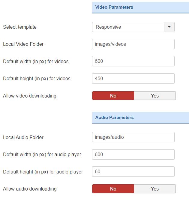 AllVideos確實是針對Joomla的一站式媒體管理解決方案