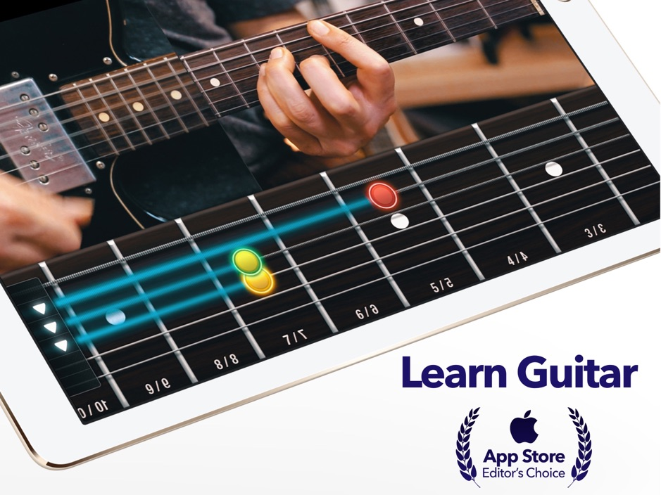 Coach Guitar 是一款出色的 app