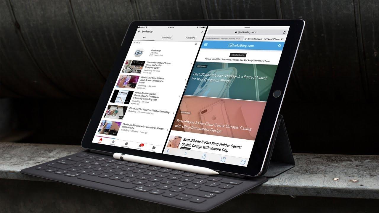 iPad Split-View