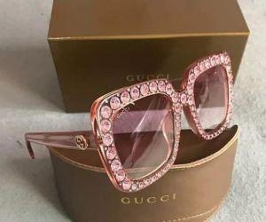 796bb0f49bd Gucci Pink Sunglasses