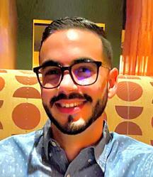 Team Member Chris Rodriguez