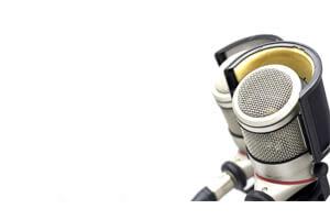 webinar microphone