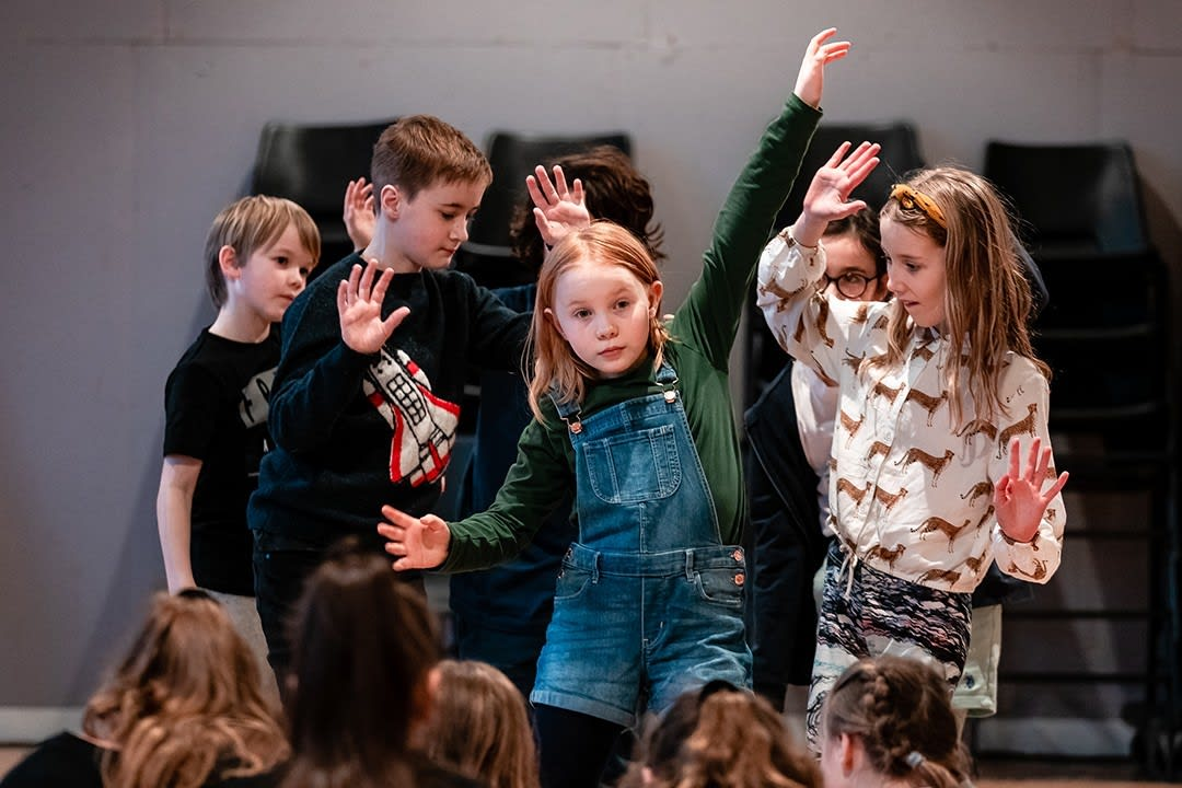 Drama Classes for Young People