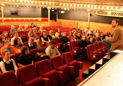 Othello Education Workshop