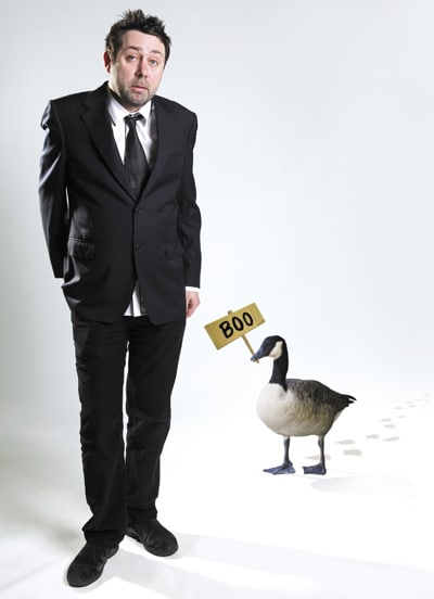 Sean Hughes: Ducks and Other Mistakes I've Made