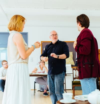 Intensive acting course with Dominic Hill