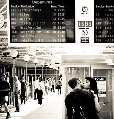 Love Letters to the Public Transport System