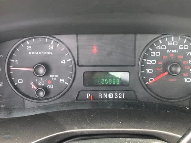 Instrument Panel — at 125K, This Diesel's Just Broke In Good