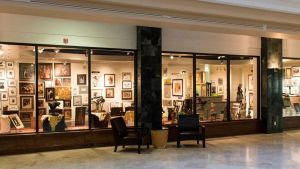 50 Penn Place Art Gallery