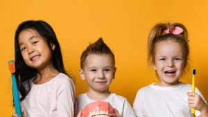 Tiny Tooth Pediatric Dentistry: Dr. Monica Sharma